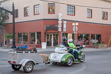The Big Bend Biker Hotel