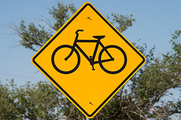 Bicycle Sign.
